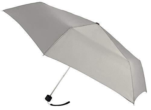 Paraguas de Mujer de la Marca VOGUE con PROTECCIÓN Solar. Ultra Ligero, sólo Pesa 151 gr. ANTIVIENTO y con Acabado TEFLÓN Que repele el Agua. Delgado. Fácil de Guardar en el Bolso.