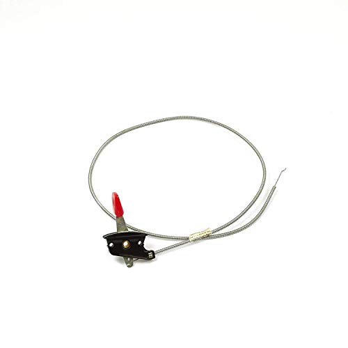 Oregon 60-009 Throttle Control Cable Assembly Replaces McLane 1013B, Black