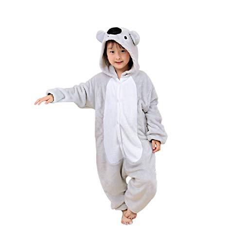 DEBAIJIA Pijama Animal Koala para Niños Niñas Disfrace