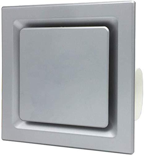 Knoijijuo Los extractores de Aire La Rejilla es un Ventilador de succión de Gran Alcance de la Cocina/Ventilador silencioso tubería/un Ventilador de Techo