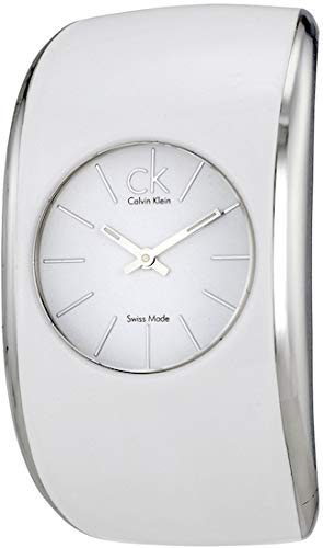 ck Calvin Klein Watches & Jewelry Orologio Gloss bianco