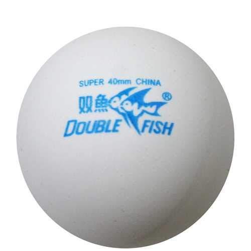 Double Fish Tischtennisbälle, 1 Stern Trainingsball, 50 Stück