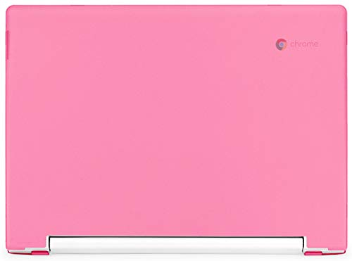 mCover Hard Shell Case for Late-2018 11.6 Lenovo C330 Series Chromebook Laptop (NOT Fitting Lenovo N21 N22 N23 N24 100E 300E 500E Flex 11 Yoga 11e Chromebook) (LEN-C330 Pink)