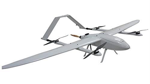 Motor de gasolina de ala fija, potencia de combustible de larga duración, VTOL, UAV, vigilancia, cartografía, ...