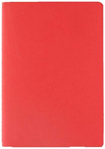 Sketch & Note, Red Bundle 125 g/m², A6, 20 Blatt pro Booklet