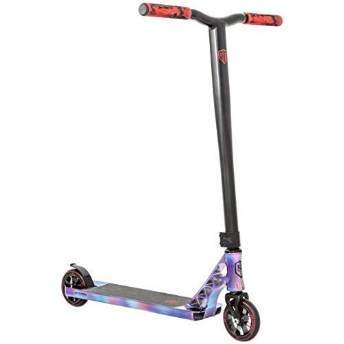 Grit Elite Complete Pro Stunt Scooter (Neo Painted/Satin Black)