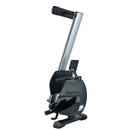 Máquina de remo magnética para el hogar Uso en el hogar, Remo portátil de interior súper silencioso, Máquina de remo plegable para gimnasio en casa, Máquina de remo de cuerda elástica, con pantalla L 🔥