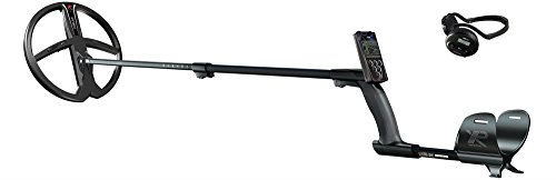 Affordable XP Deus Metal Detector with WS4 Backphone Headphones + Remote + 11 X35 Coil