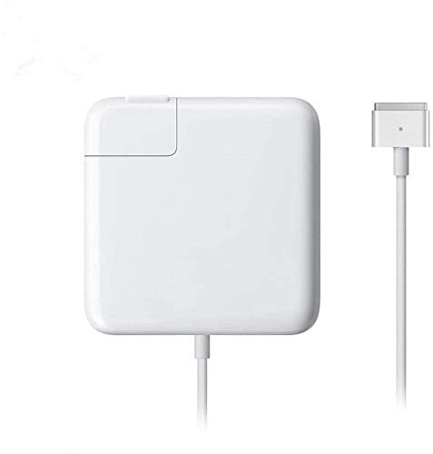 Mac Book Pro Charger, 60W Magsafe 2 T-tip Power Adapter Charger Compatible with MacBook Charger/Mac Book Air(After Late 2012)