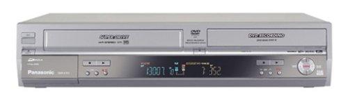 Panasonic DMR-E 75 V VHS-Rekorder/DVD-Rekorder Silber