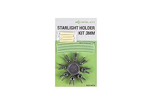 Korum Starlight - Set di 5 Supporti da 3 mm