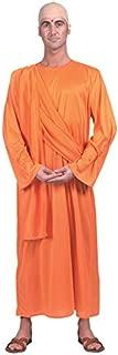 Bristol Novelty AC835 Hare Krishna Costume (UK Chest Size 42 - 44-Inch)