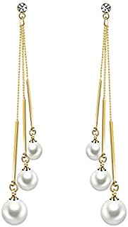 JOUDOO Dangle Drop Tassel Earring - H0111