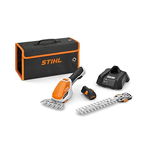 Stihl HSA 26 - Tijeras para arbustos con batería AS2 y AL1