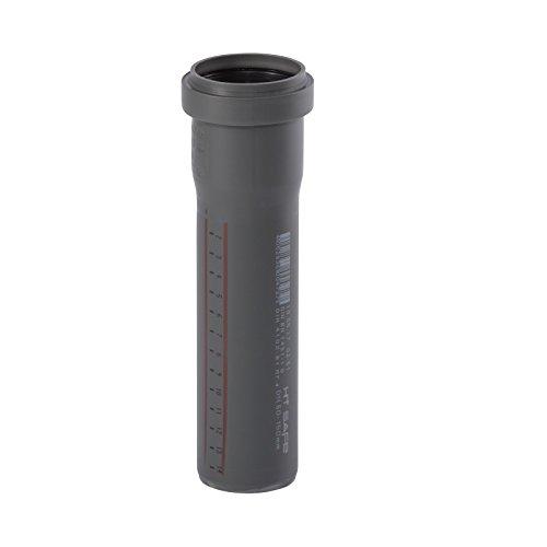 Ostendorf HTsafe HT-Rohr mit Muffe DN 50 mm 150 mm
