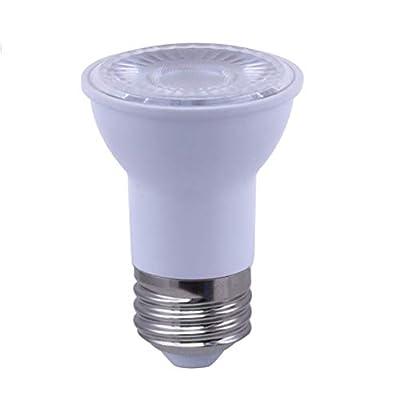TriGlow LED PAR16 Reflector Bulb, 6.5W (50W Equivalent), DIMMABLE, 500 Lumens, Flood 40 Degree LED Bulb