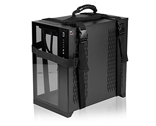 Slappa Desktop Computer Tower Carrier Harness for Medium to Large-Size PC Towers (SL-PCCARRYHARNESS)