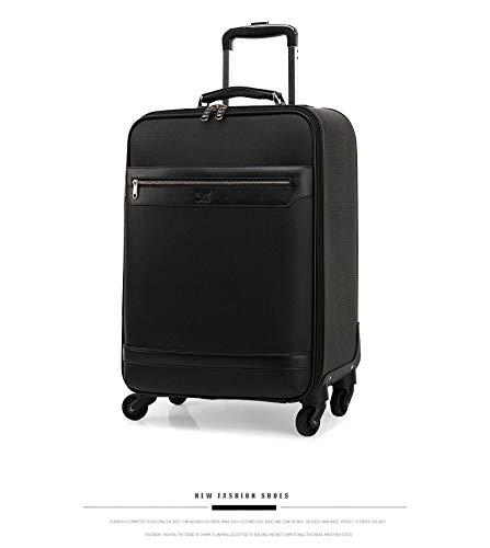 YNuo Bolsa de Viaje Suave Maleta, Maleta, Simple, Organizador de Viaje, 20 Pulgadas, Azul Esencial para Viajar, Herramienta de Almacenamiento de Gran Capacidad
