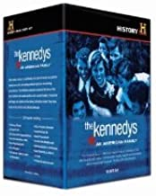 The History Channel: Kennedy 23 Episode Collection: JFK PT-109, Kennedy Nixon Debates, Bay of Pigs Declassified,Great Conventions 1960, Curse of Power, Investigative Reports Chappaquiddick (AKA