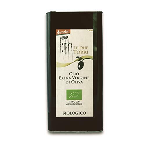 Aceite de Oliva Organico-Demeter Italia - Lata 5 lt.
