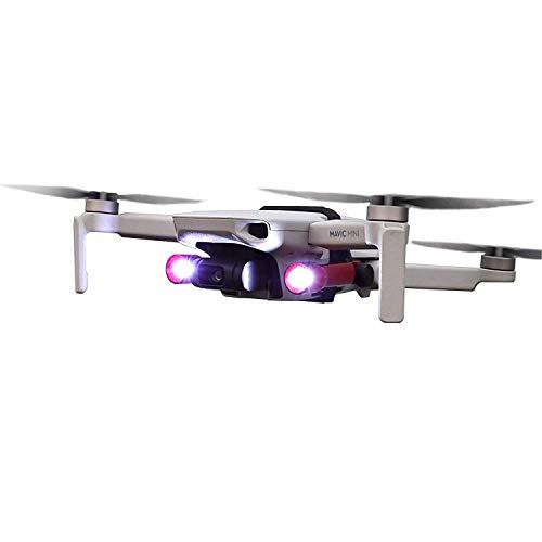 TOMAT Mavic Mini 2 Night Flight Lamp Kit Nightflight Extended Accessories Mount for DJI Mini 2/Mavic Mini Drone