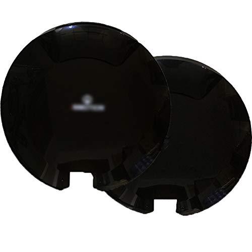 MAQLKC Monociclo Eléctrico Carcasa Exterior Monociclos Autoequilibrio Reemplace la Carcasa Dura para Los Accesorios Negros Inmotion V8