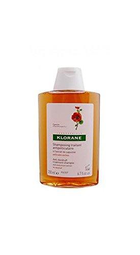 Klorane Capelli Linea Cappuccina Anti-Forfora Idratante Cute Secca Shampoo 200ml