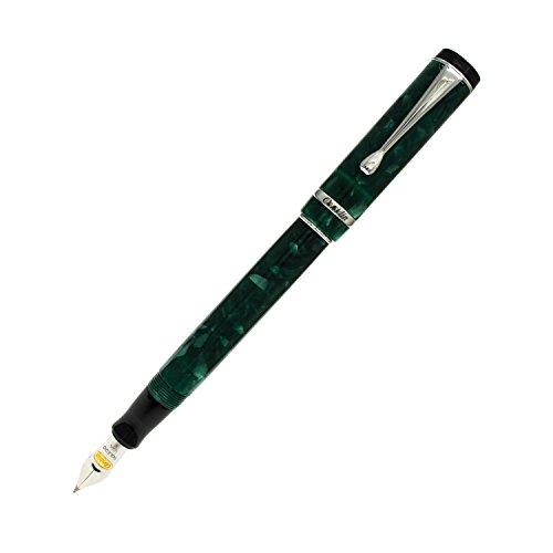 Price comparison product image Conklin Duragraph Forest Green Fountain Pen,  Med Nib (CK71322)