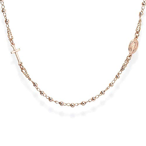 collana donna gioielli Amen classico cod. CROR3