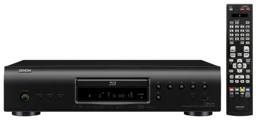 Read About Denon DBP-1611UD Universal Blu-Ray/DVD/CD Player, Black