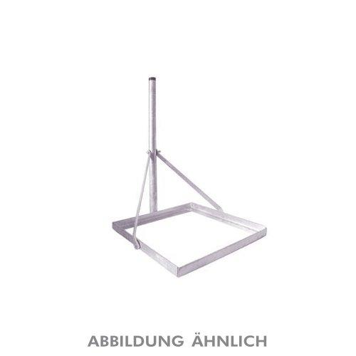 Balkonständer für SAT-Antenne aus Stahl
