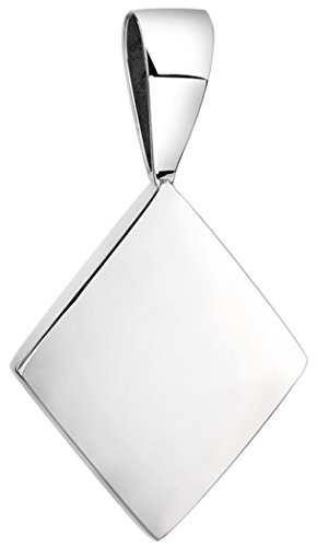 Nenalina Ketten Anhänger in Silber für Damen Halskette | 925er Sterling Silber glänzend | Damen Schmuck Silberanhänger | 361307-000