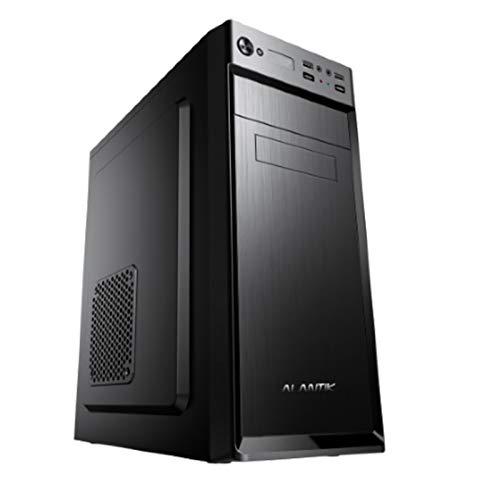 PC COMPUTER DESKTOP FISSO NUOVO CON WINDOWS 10 PRO INTEL QUAD CORE i5-3470 3.20GHz RAM 16GB SSD 240GB DVD-RW WI-FI WIRELESS USB 3.0 IDEALE PER UFFICIO INTERNET CASA LAVORO AZIENDE GESTIONALE SCUOLA
