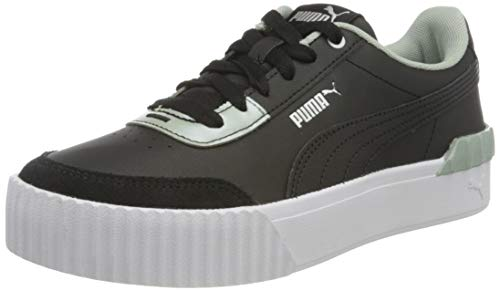 PUMA Carina Lift Pearl, Sneaker Donna, Nero Black Black, 39 EU