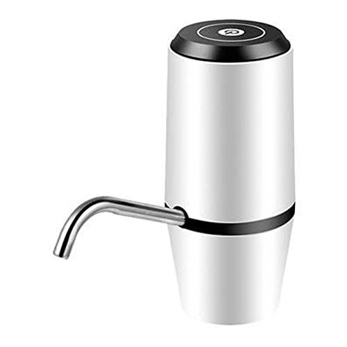 WGHBHD WGHH Dispensador de botón de Bomba de Agua eléctrica USB Carga DE Bebida DE PROTUCTOR DE PROTUCTIVO INALÁMBRICA Inteligente BOTBILLA DE BOBILA DE Agua DE Agua