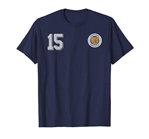 Scotland or Schottland Football Soccer or Fußball Trikot T-Shirt