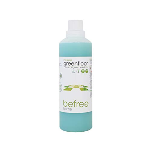 Befree Greenfloor: Detergente suelos ecologico biodegradable