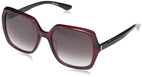 Calvin Klein EYEWEAR CK20541S-605 Gafas, Crystal Burgundy, 57-19-140 para Mujer