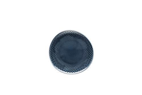 Rosenthal - Junto - Ocean Blue - Teller/Kuchenteller/Frühstücksteller - flach - Porzellan - Ø 16 cm
