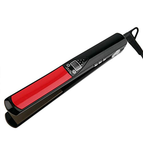 Lowest Prices! JMung Iron Ceramic Hair Straightener MCH Heating with Temperature Control 50~232 ℃ ...