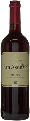 Castillo de San Asensio D.O.C. Vino Rioja Tinto, 0.75L