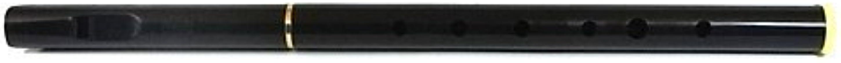 Tony Dixon(トニー・ディクソン)ティンホイッスル ポリマーボディ ブラスジョイント ソプラノ D管 スライドチューニング DX005