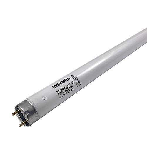 Sylvania 21703 - F25T8/350BL/18in Fluorescent Tube Black Light
