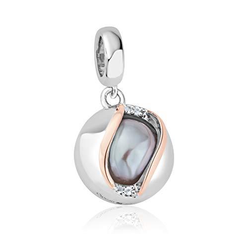 Clogau Oyster Pearl Milestones Bead Charm