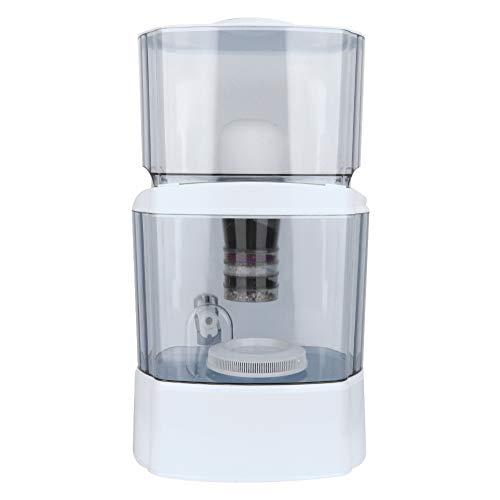 Filtro de agua, máquina del sistema de filtración del filtro del purificador de agua de 5 etapas 24L