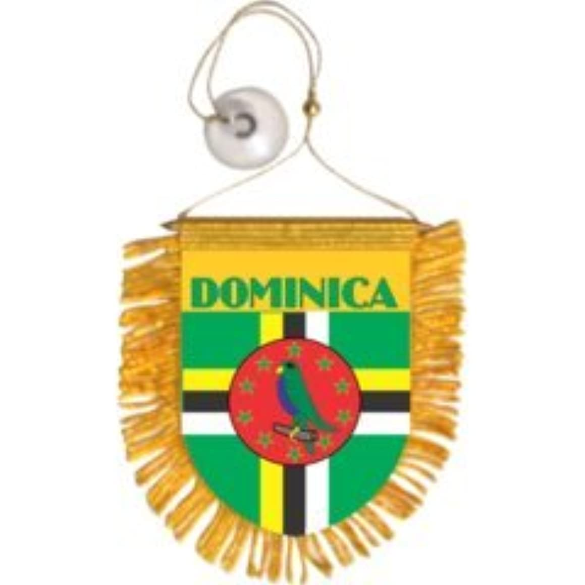 Dominica Car Auto Mini Banners