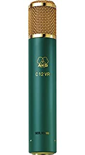 AKG C12VR Reference multipattern tube condenser microphone (B000Z7CFW4) | Amazon price tracker / tracking, Amazon price history charts, Amazon price watches, Amazon price drop alerts