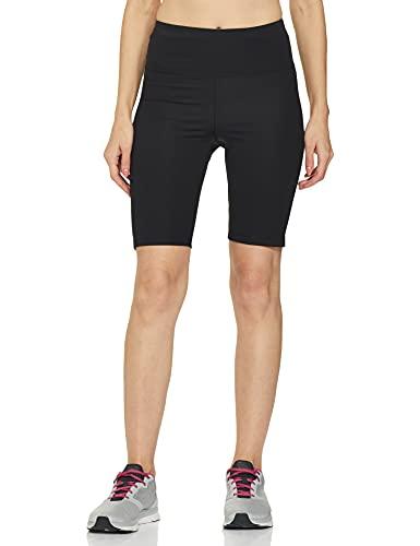 adidas D2M HR Long, Pantaloni Sportivi Donna, Grigio (Dark Grey Heather), XS 36-38