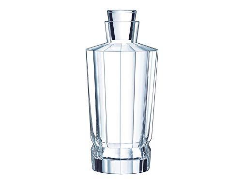 Cristal d'Arques L8453 karaf met kurk, kristal, transparant, eenheidsmaat