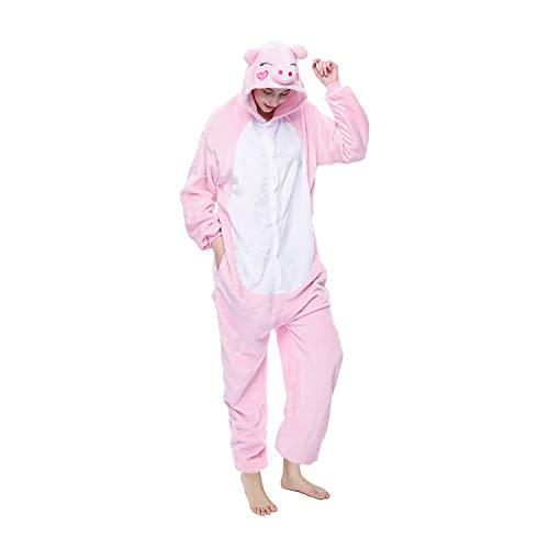 softan Pijama de Animal de una Pieza Unisexo para...